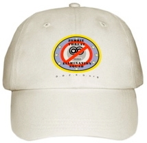 """Zombie Threat Elimination Squad"" Baseball Cap"